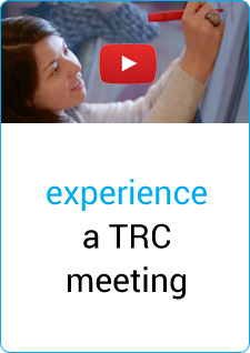 experience a TRC meeting
