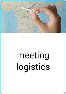 meeting logistics